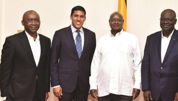 Rockefeller Foundation to boost Uganda's electricity access
