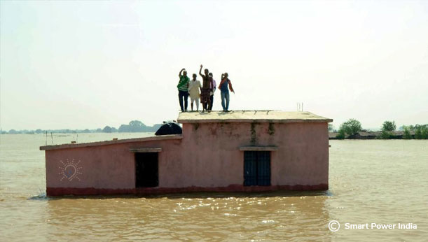How Off-Grid Renewable Energy Came To The Rescue In India's Flood Zones