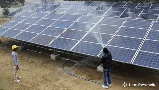 Solar power push lights up options for India's rural women